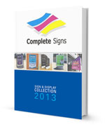 Complete Signs Catalogue