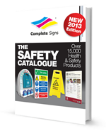 Complete Signs Safety Catalogue